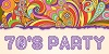 Click here for more information about 70's Party Ticket